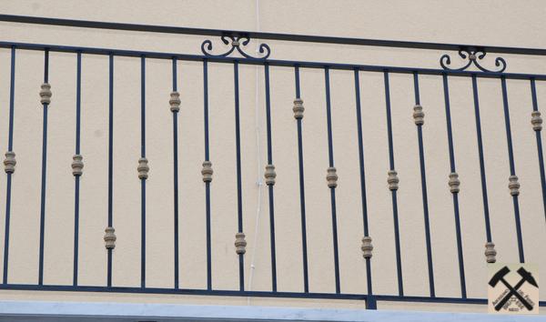 Ringhiere In Ferro Battuto Per Balconi Esterni Prezzi Ringhiere In